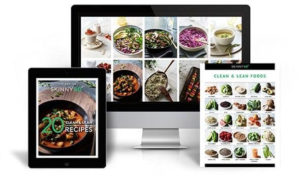 Skinny60® Weight Loss Recipe Cookbook