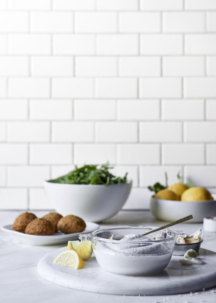 Vegan Lemon Garlic Aioli