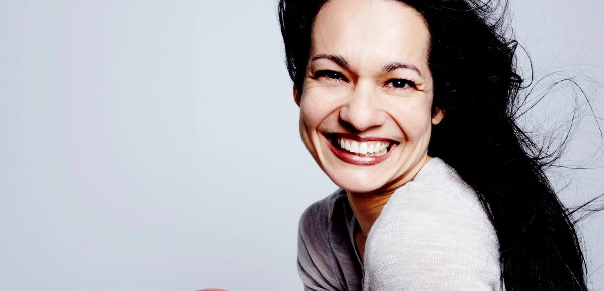 Tess Smiling