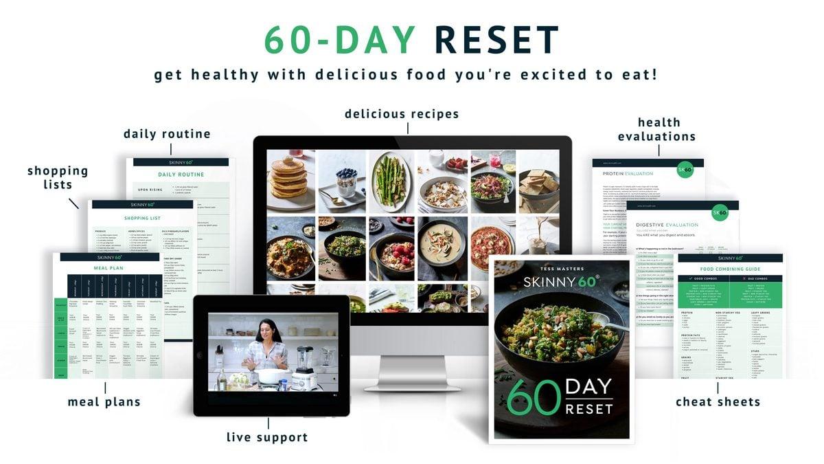 60-Day Reset Desktop