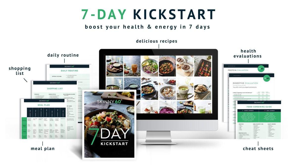 7-Day Kickstart Desktop