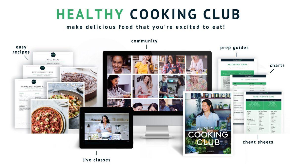 Cooking Club Hero Desktop